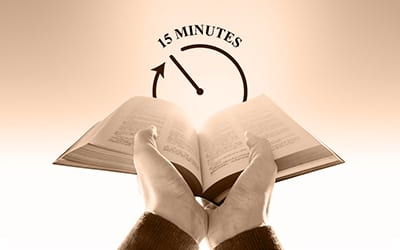 Read The Entire Bible In Under 15 Minutes