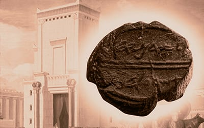 First Temple Period Adoniyahu Seal Discovered